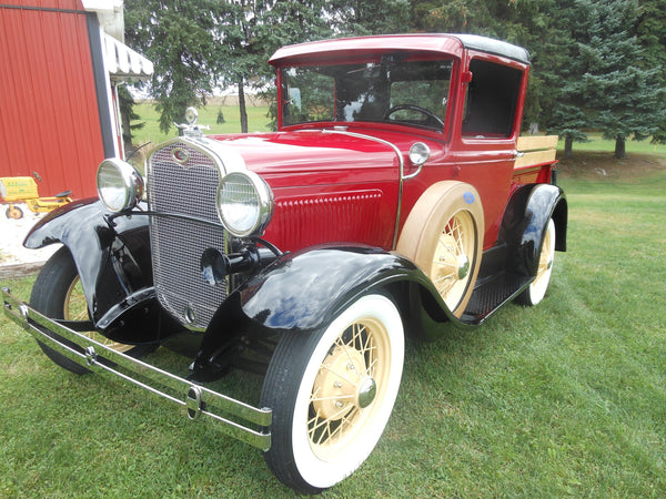 1931 Ford Model A Truck