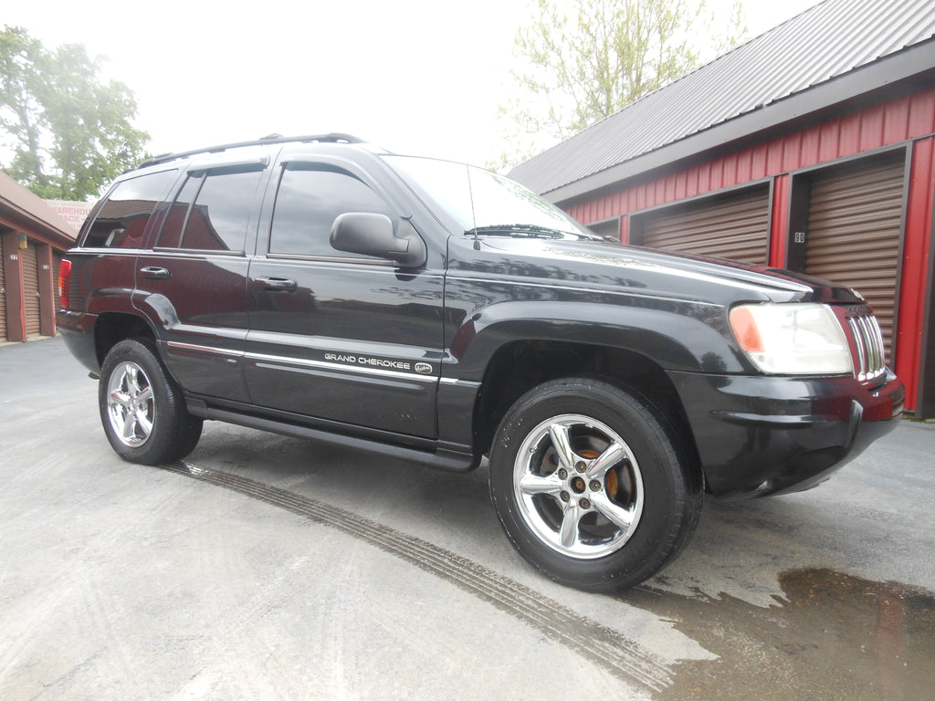 2004 Jeep Grand Cherokee Overland Specialty Cars Limited