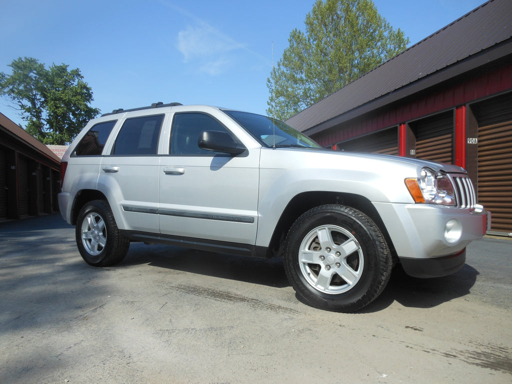 2007 Jeep Grand Cherokee Laredo >> 2007 Jeep Grand Cherokee Laredo Sport