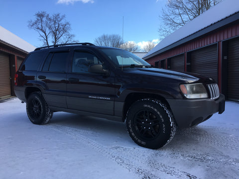 2004 Jeep Grand Cherokee Laredo