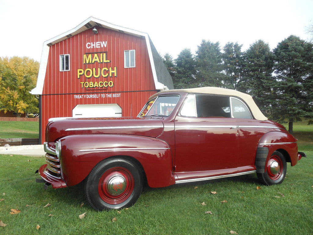 1946 Ford Super Deluxe Convertible Specialty Cars Limited