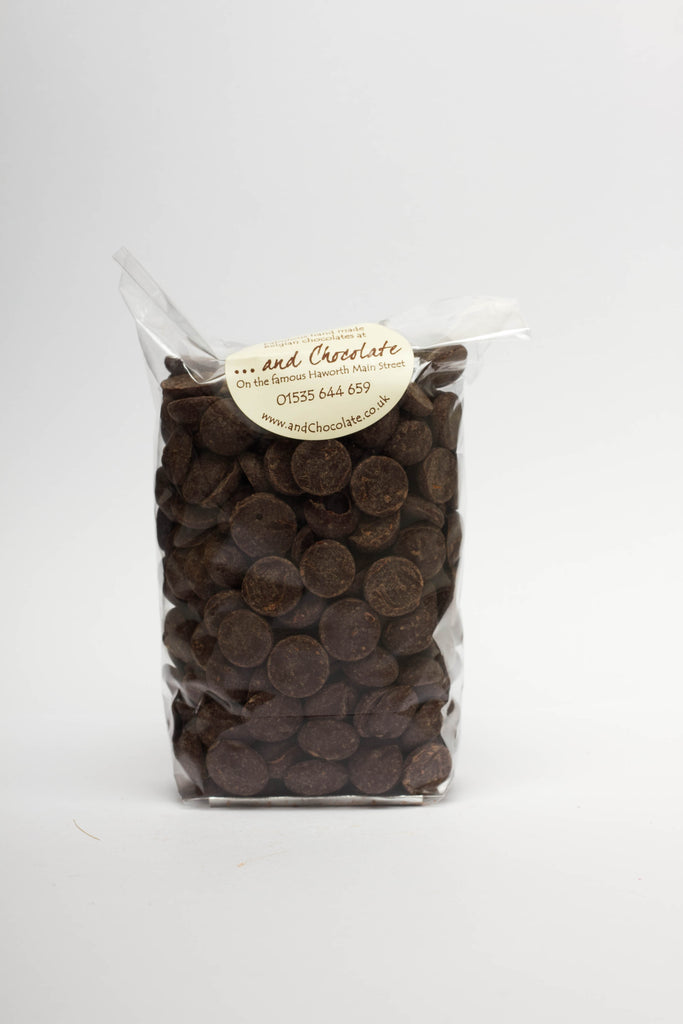 Dark Chocolate Buttons 175g