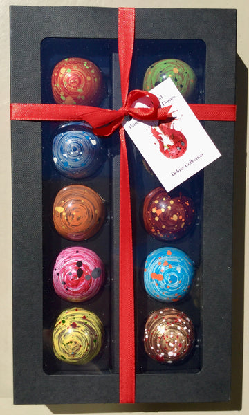 Picasso chocolates - box of 10