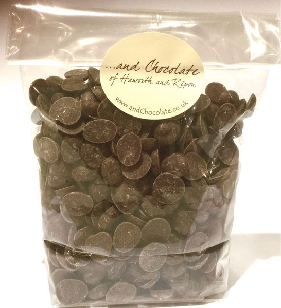 Moo Free rice milk Chocolate Buttons 150g
