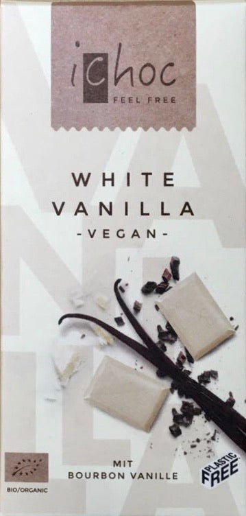Vegan Vanilla 'white' chocolate bar