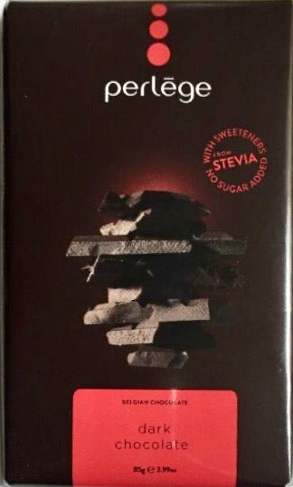 STEVIA chocolate bar - DARK