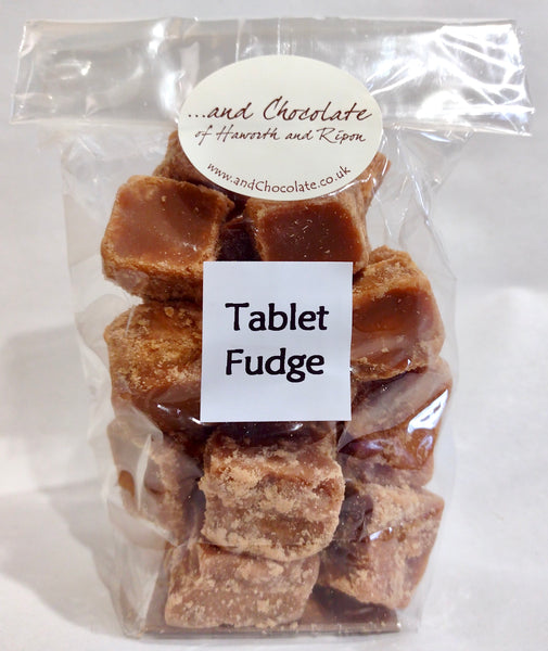 Tablet fudge