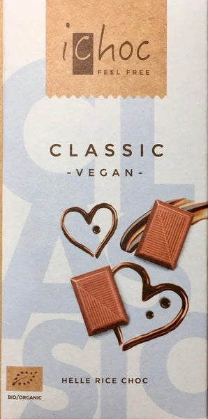 Vegan 'milk' chocolate bar