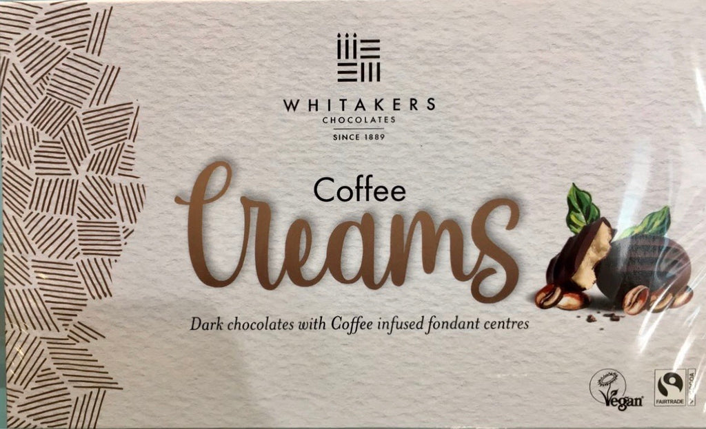 Whitakers coffee chocolate creams