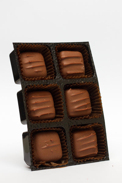 Turkish Delight in milk chocolate