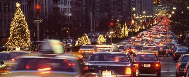 Holiday Traffic: To Go or Not To Go