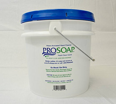 4-Gallon Bucket ProSoap Green Hand Cleaner Paste