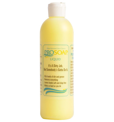 16 oz Yellow Liquid ProSoap Hand Cleaner 12-Pack