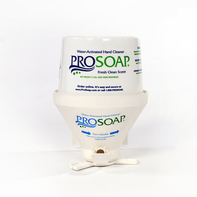ProSoap Dispenser and Tub