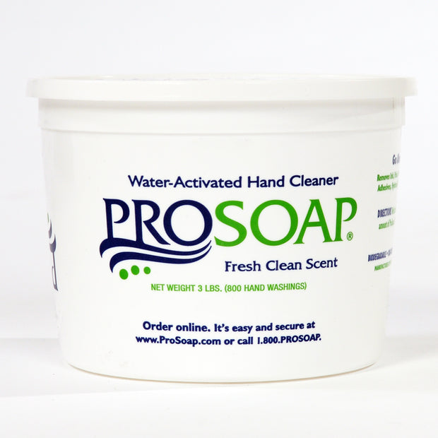 Half Gallon ProSoap Green Paste Water-Activated Hand Cleaner