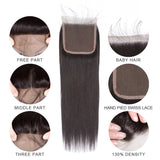 Straight Brazilian Bundle Hair