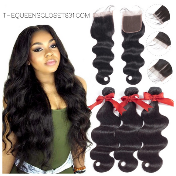 Wavy Brazilian Bundle Hair