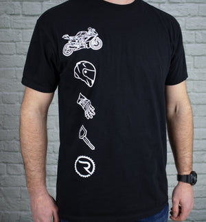 The Essentials Tee - Ride Apparel Co.