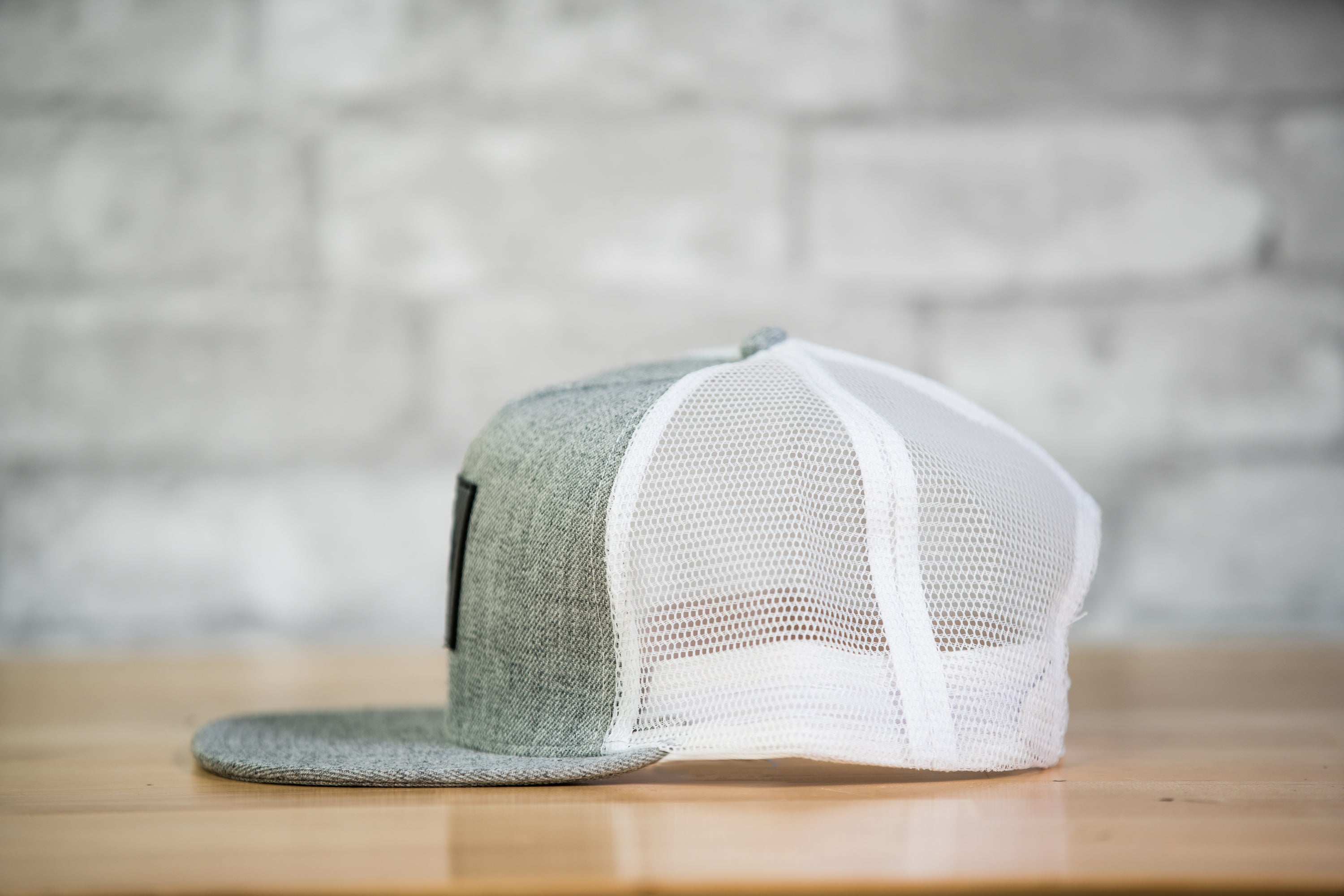 Patched Snapback Hat - Ride Apparel Co.