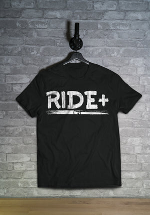 The Ride Positive Tee - Ride Apparel Co.
