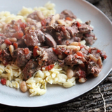"greek, lamb, cannellini, beans, orzo ""Method to my Meals"" Recipost"