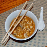 "Polar Vortex Hot and Sour Soup ""We like to cook!"" Recipost www.recipost.com www.welike2cook.com"
