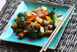 "Asian, StirFry, Veggie, Health, under30minutes, vegetarian, quickandeasy ""Method to my meals"" Recipost"