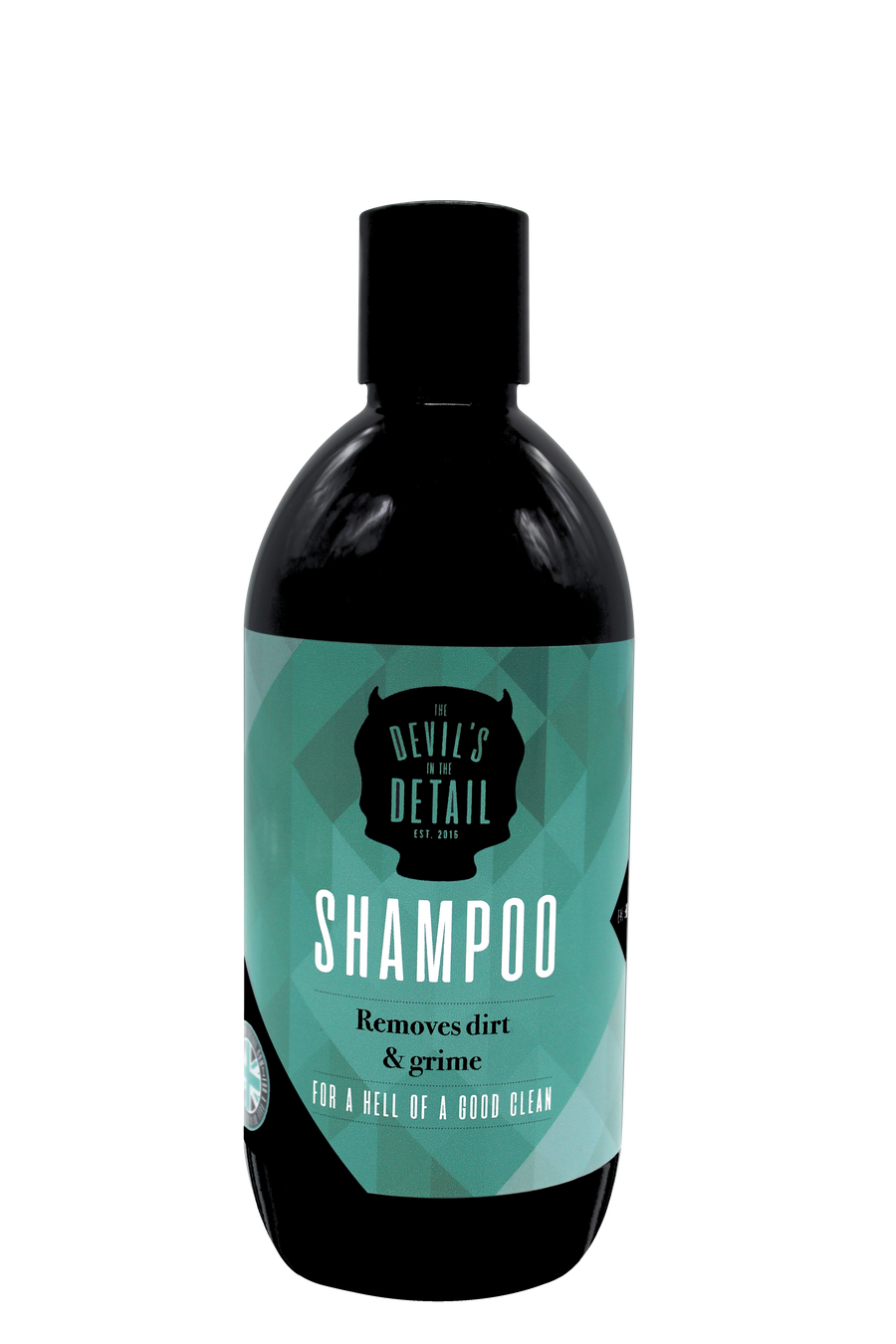 Shampoo - The Devil's in the Detail