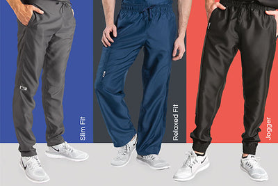 Finding the Perfect Fit in Scrub Pants for Men