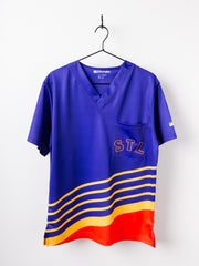 Series Six Saint Louis Apparel‎ Scrub Top Retro Jersey