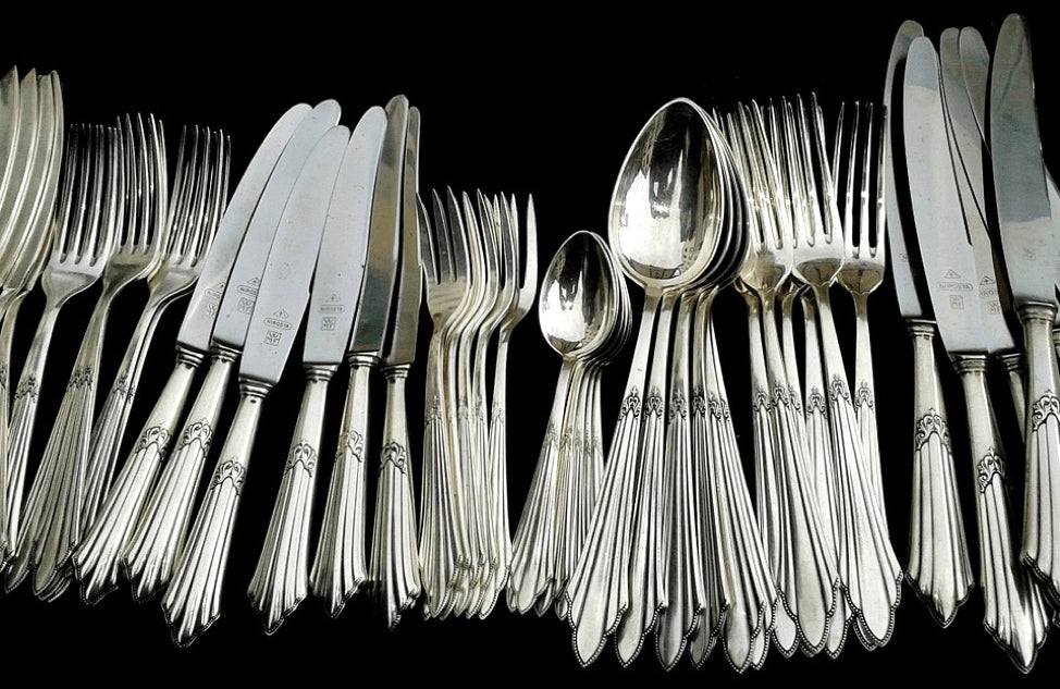 Contact Muzeum to Find out How Much Your Silverware is Worth