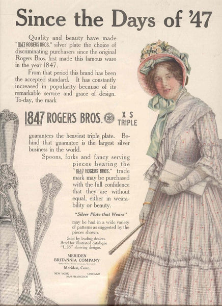 Everything you need to know about 1847 Rogers Brothers silverware