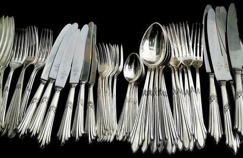 Is My Silverware Worth Anything?