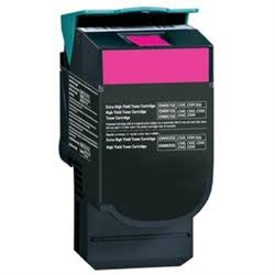 C544X2MG Magenta Toner Cartridge for C544