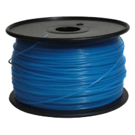 N3D-PLA-G-Bu 3D Printer PLA filament 1.75mm 1kg spool - Blue (Glow in dark) for 3D Printing (N3D-PLA-G-Bu)