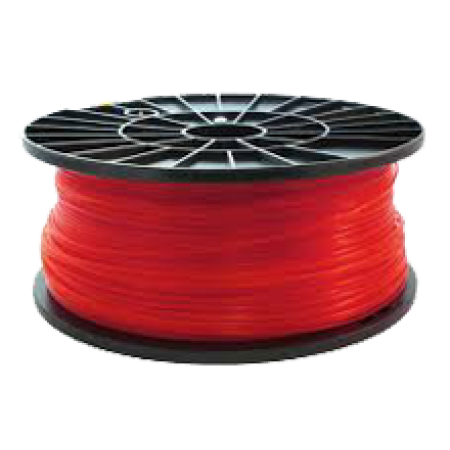 N3D-NYL-Red 3D Printer Nylon filament 1.75mm 1kg spool - Red