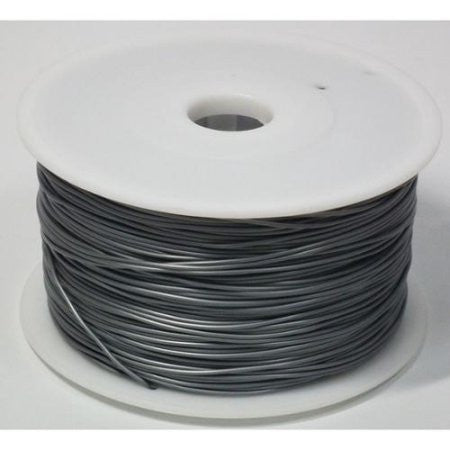 N3D-ABS-Sil 3D Printer ABS filament 1.75mm 1kg spool -  Silver