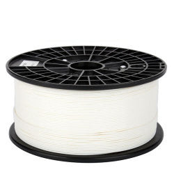 N3D-ABS-Whi White 3D Printing 3mm ABS Filament Roll – 1 kg