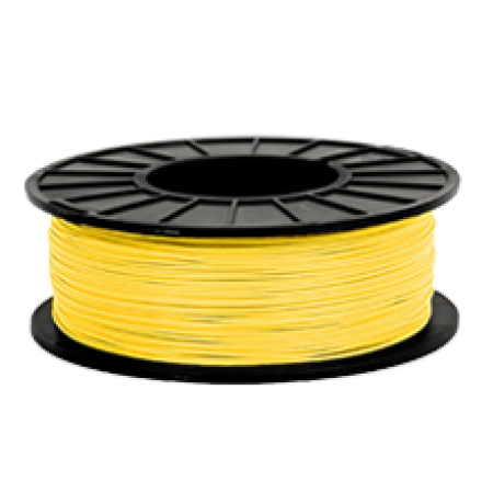 N3D-ABS-Y New compatible 3D Filaments 3D Printing Yellow Roll Solid Diameter 1.75mm