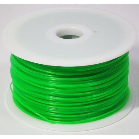 N3D-PLA-T-Gn 3D Printer PLA filament 1.75mm 1kg spool - Green (Transparent color) for 3D Printing