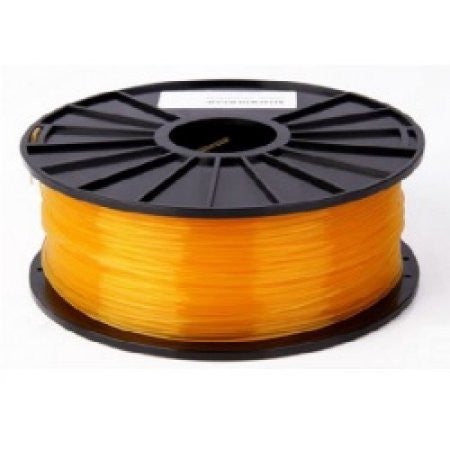 N3D-PLA-T-Or Orange 3D Printing 1.75mm PLA Filament Roll – 1 kg
