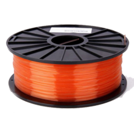 N3D-PLA-T-Red 3D Filaments 3D Printing Transparent Red 1KG / Roll Transparent Diameter 1.75mm