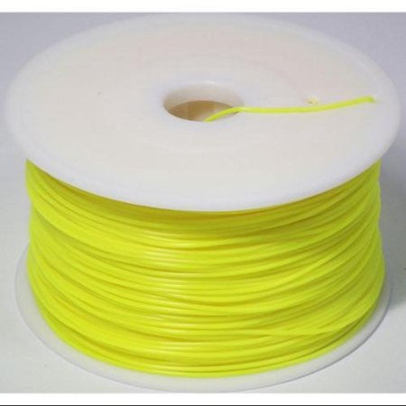 N3D-PLA-Y 3D Printer PLA filament 1.75mm 1kg spool - Yellow (Solid color) for 3D Printing