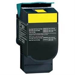 C544X2YG Yellow Toner Cartridge for C544