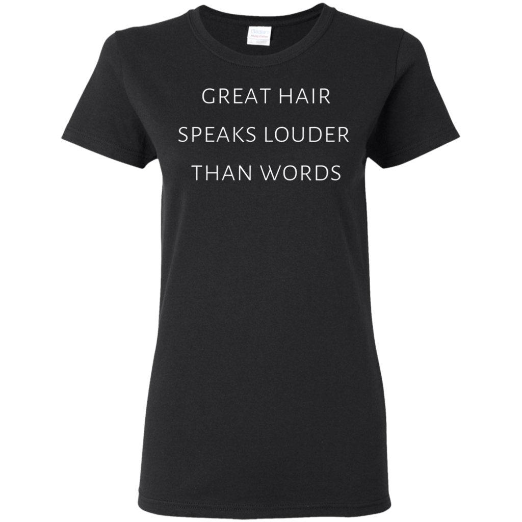 Great Hair Tee
