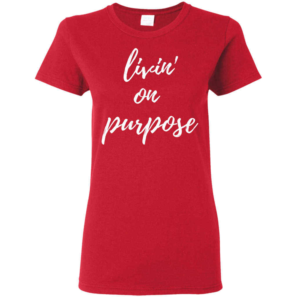 Livin' On Purpose Tee
