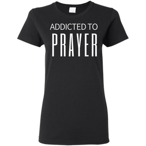 Addicted To Prayer Tee