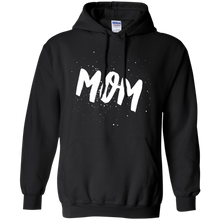 Mom - Cool Paint Spatter Mom Tee
