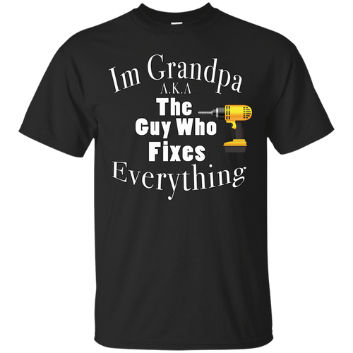 Grandpa - The Guy Who Fixes Everything