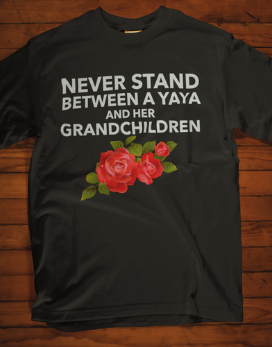 GrandMom - Never Stand Between YAYA